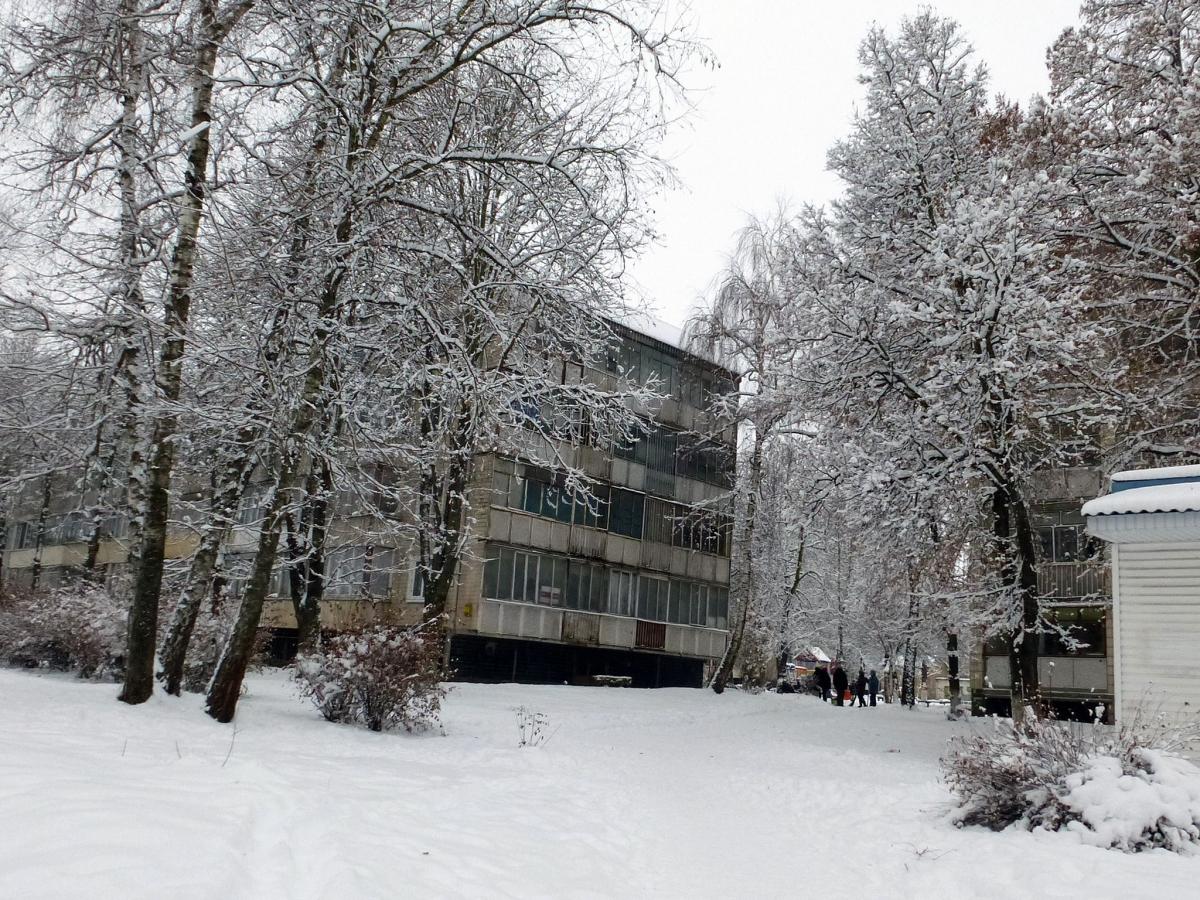 Калита, зима 2017